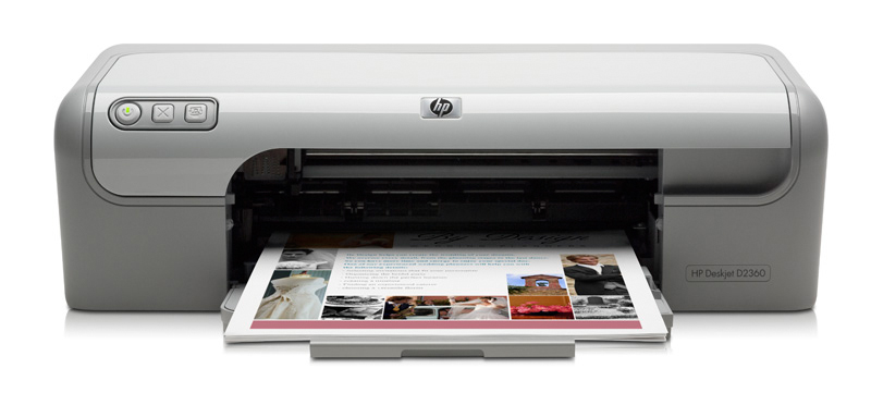 Hp deskjet d2300 printer series user guides | hp® customer support.