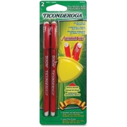 Ticonderoga Erasable Red Checking Pen