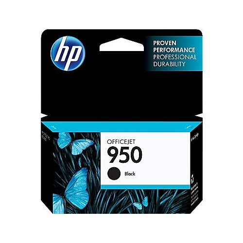 HP #950 BK (CN049AC#140) OEM Ink Cartridge