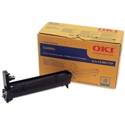 OKI Data Compatible Oki Cyan Image Drum For C6000n and C6000dn Printers Laser Imaging Unit