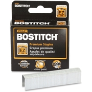 Amax Inc Bostitch B8 PowerCrown EZ Squeeze 130 Premium Staples