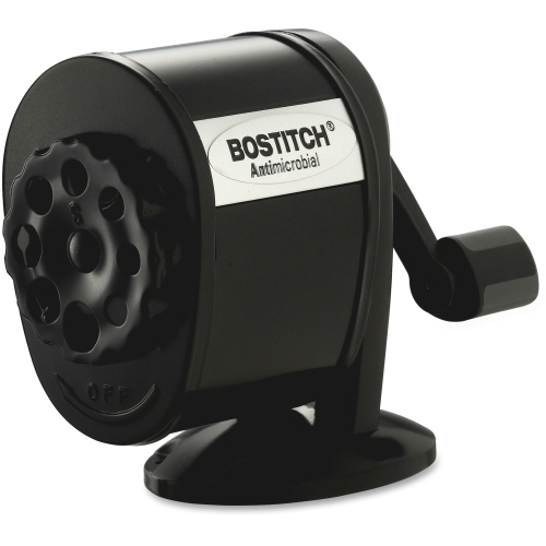 Amax Inc Bostitch Antimicrobial Manual Pencil Sharpener
