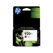 HP #920 XL M (CD973AC#140) OEM Ink Cartridge