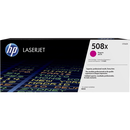 HP OEM 508X MA (CF363X) Toner Cartridge