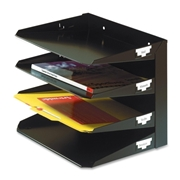 MMF Industries MMF 4-Tier Horizontal Organizer