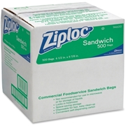 Diversey, Inc Ziploc Resealable Sandwich Bag