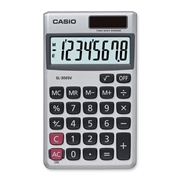Casio Computer Co., Ltd Casio SL300SVSCH Handheld Calculator
