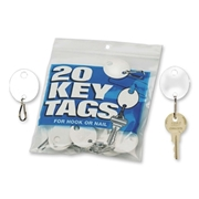 MMF Industries MMF Snap-Hook Oval Key Tags