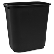 Sparco Products Sparco Rectangular Wastebasket