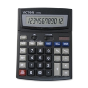 Victor Technology, LLC Victor 1190 Desktop Display Calculator
