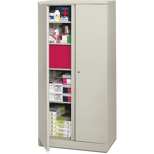 The HON Company HON Easy-To-Assemble Storage Cabinet