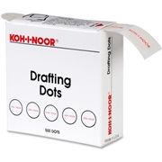 Chartpak, Inc Koh-I-Noor Round Shape Drafting Dot