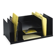 MMF Industries MMF Combination Desk Organizer