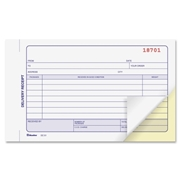 Dominion Blueline, Inc Blueline Receipt Book