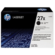 HP OEM 27X (C4127X) Toner Cartridge
