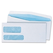 Quality Park Products Quality Park Double Window Security Envelope