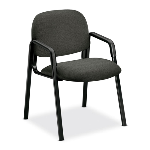 The HON Company HON Solutions Seating 4003 Side-Arm Guest Chair