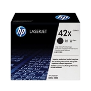 HP OEM 42X (Q5942X) Toner Cartridge