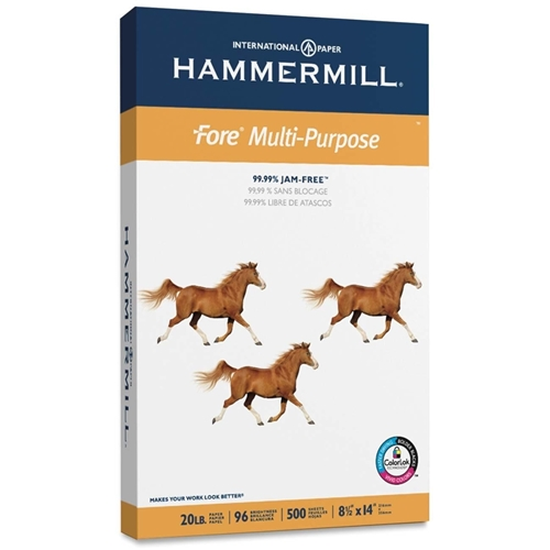 International Paper Company Hammermill Fore Multipurpose Paper