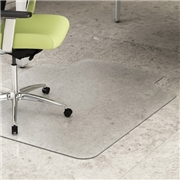 Deflecto Corporation Deflect-o EnvironMat Chair Mat with Lip