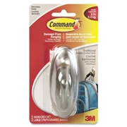 Command Traditional Hook, 17053BN-C