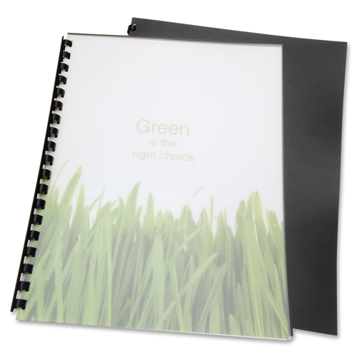 ACCO Brands Corporation GBC Recycled Poly Binding Cover