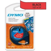 Newell Rubbermaid, Inc Dymo LetraTag 91333 Polyester Tape