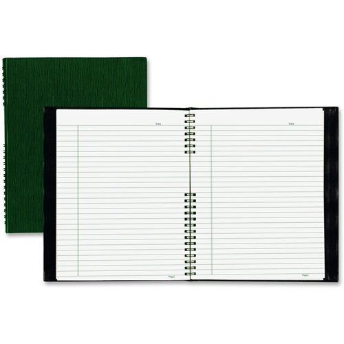 Blueline Ecologix Twin Wire NotePro Notebook