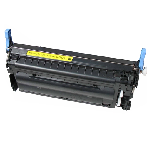 HP Compatible 503A YW (Q7582A) Toner Cartridge