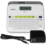 Brother PT-D400AD Versatile, Easy-to-Use Label Maker with AC Adapter