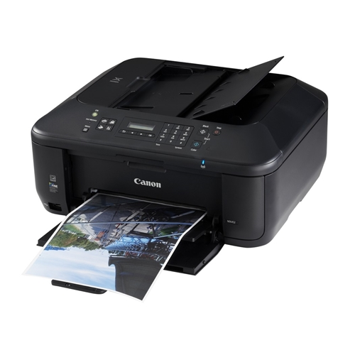Canon PIXMA MX452 Wireless and Airprint Enabled All-In-One Inkjet Printer