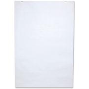 NCR Corporation NCR Paper 50-sheet Plain Bond Paper Easel Pad