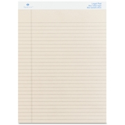 Sparco Ivory Ruled Legal Pad