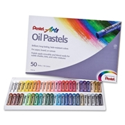 Pentel of America, Ltd Pentel Arts Oil Pastels