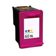 HP #60 C (CC643WC#140) compatible Ink Cartridge