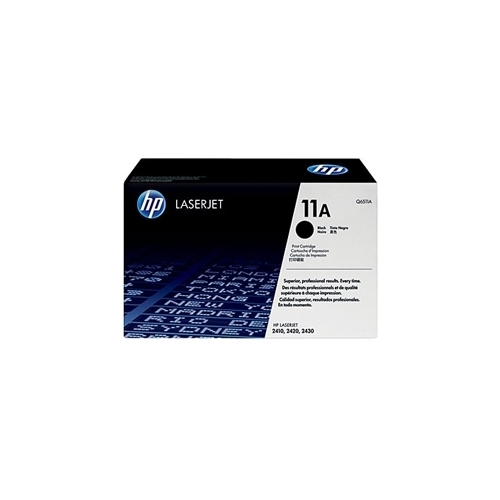 HP OEM 11A (Q6511A) Toner Cartridge