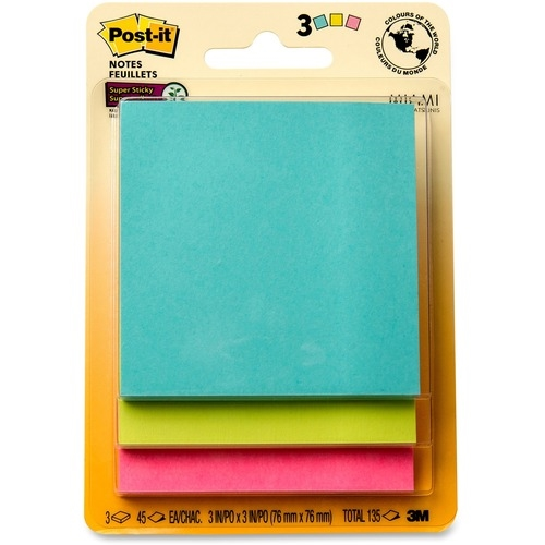 3M Post-it® Super Sticky Adhesive Note