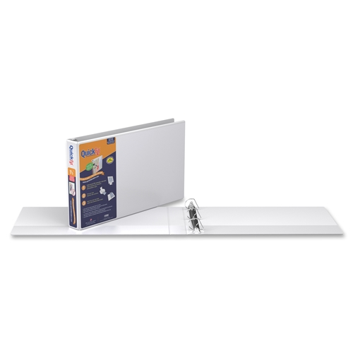 Davis Group of Companies Corp Davis Quick Fit Overlay Binder with Insert