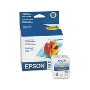 Epson T037 C OEM Ink Cartridge