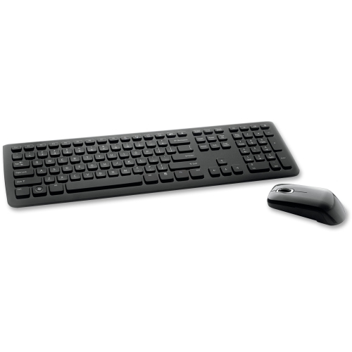 Verbatim America, LLC Verbatim Wireless Slim Keyboard and Optical Mouse - Black