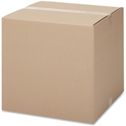 Sparco Corrugated Shipping Carton