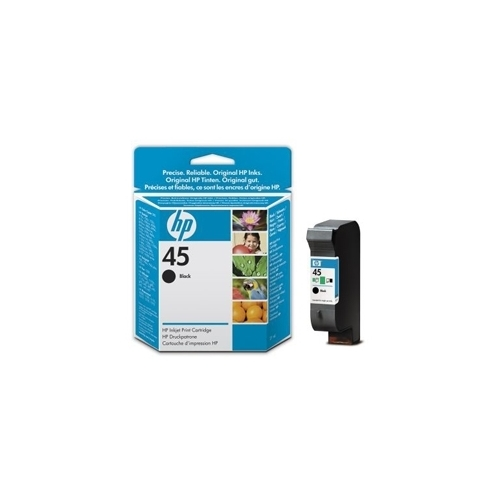HP #45 (51645A) OEM Ink Cartridge