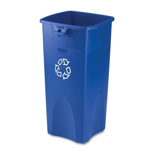 Newell Rubbermaid, Inc Rubbermaid Untouchable 3569-73 Recycling Container