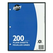ACCO Brands Corporation Hilroy Unruled Filler Paper