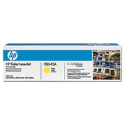 HP OEM 125 Yellow (CB542A) Toner Cartridge