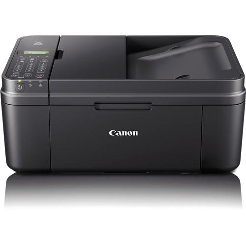 Canon PIXMA MX492 Wireless and Airprint Enabled All-In-One Inkjet Printer