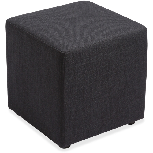 Lorell Fabric Cube Chair