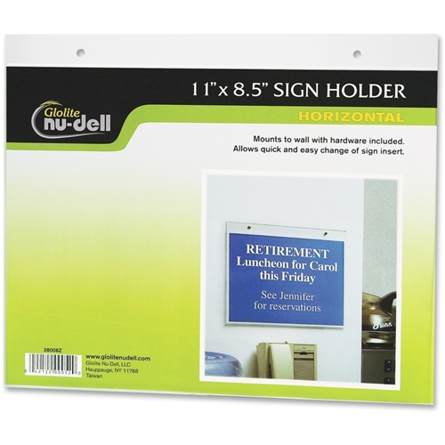 Nu-Dell Manufacturing Company, Inc Nu-Dell Sign Holder