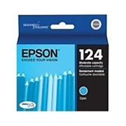 Epson T1242 CN (T124220 CN) OEM Ink Cartridge