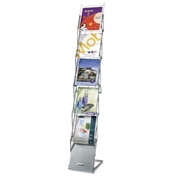 ACCO Brands Corporation Apollo 93245 Show-It Folding Literature Rack